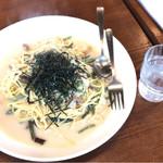 旬彩ぷらんたん - 料理写真:たらこスパゲティ