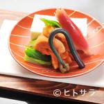 祇園 なん波 - 旬の素材をふんだんに用い、季節を感じる料理を