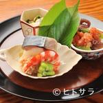 祇園 なん波 - 料理はもちろん、器にもこだわって