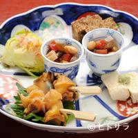 めなみ - おばんざいは京野菜を軸にしたスローフードとして女性にも人気