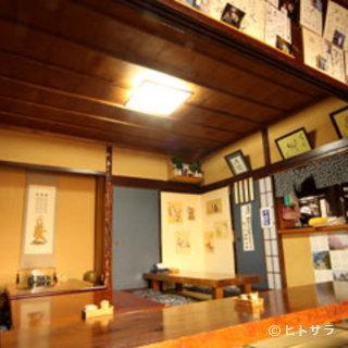 どこか懐かしく落ち着いた空間で極上の味をお楽しみ下さい。