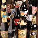 キルダルトン - 世界各国のビールが豊富。異なる香りや味わいを試してみては