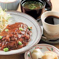 とんかつ和泉 - 1日10食限定の週替わりランチ(850円)もおすすめ!