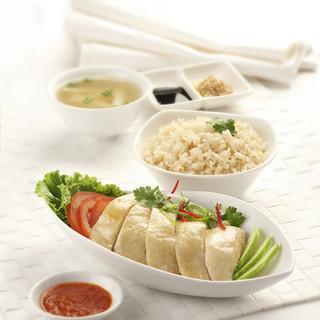 本格シンガポール料理の魅力が満載のランチコース
