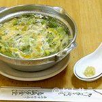 鳥喜多 - かしわ鍋