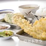 天ぷらのひらお - 穴子定食