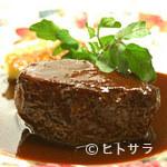 フランス食堂 シェ・モア - 青森産牛ほほ肉の赤ワイン煮込み