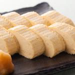 きたやま風凛 - 料理長特製の出し巻き玉子