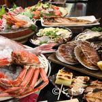 夢家 - 料理写真:コース料理の一例です