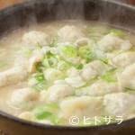 池田商店 - もっちり、コリコリ。滋味豊かな『炊き餃子』