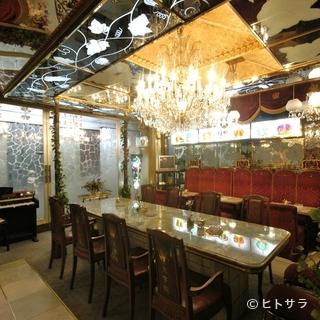 【横浜・関内】バロック形式の店内に酔いしれる喫茶店