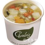 チャウダーズ・スープ&デリ - 10種類温野菜の和風スープ