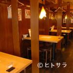 や台ずし - 昭和レトロ感漂う【屋台】をイメージした店内で楽しいひと時を!