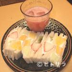 ヤオイソ - スペシャルフルーツサンドセット(a)