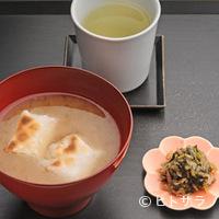 虎屋菓寮 - お汁粉
