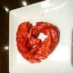 ワンカルビ - 料理写真:ワンカルビは甘くって美味