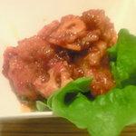 東京純豆腐 - 揚げ鶏のブルダック