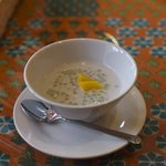 プアンタイ - タピオカのココナッツミルク