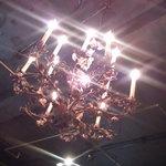 カフェ ラ・ボエム - 店内 照明