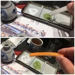 芦屋天がゆ - スティック野菜