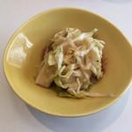 割烹 うめ笹 - 料理写真:サクラマスと春キャベツの南蛮漬け