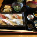 鮨・和食 わたなべ - 握り3000円