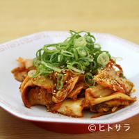来来亭 - 豚キムチ 380円(税抜)