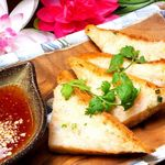 Vegetable&Grill Fams - タイ風エビトースト