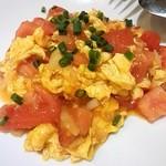 65114524 - トマト卵