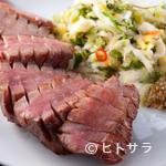 牛たん炭焼 利久 - 牛たん【極】焼
