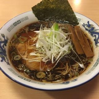 しょうゆら~めんの『スープ』