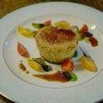 Vegetable&Grill Fams - えのき茸の切り株ステーキ