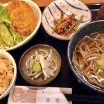 冨陽 - ふよう定食 ¥980