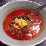 翠苑 - テグタンスープ