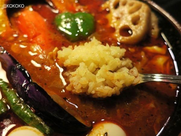 ラマイ 横浜伊勢佐木モール店 - いつもはごはんをカレーに浸しに行く