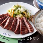 利久 - 定番! 【利久】の牛たん定食