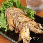 や台ずし - 料理写真:名古屋のご当地グルメ、本場の「手羽先の唐揚げ」をご賞味下さい