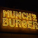 MUNCH'S BURGER STAND - ロゴ