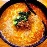 めんや - 料理写真:大辛スーパー担々麺\1,100/めんや(伊勢原)