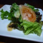 ドロップ カフェ - 野菜サラダ