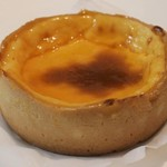 ハートブレッドアンティーク - 料理写真:ブリードモーのチーズタルト小  1,188円