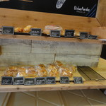 Bakery&Cafe BakeAwake - パンの種類多し