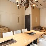 李昇 - 3つのVIPルームをはじめ、趣きの異なる個室があります