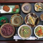 カフェレストラン長楽 - 田芋御膳 1550円