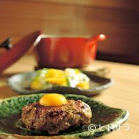 ながほり - 比内地鶏のセセリ肉100%のつくね焼780円