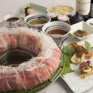 「博多の第三の鍋」と話題の『博多炊き肉鍋』