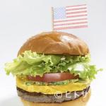 アメリカ食堂 サンズ・ダイナー - 沖縄食材の融合、沖縄バーガー