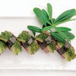 ごはん屋・デ・スースースーン - 県産野菜を寿司にアレンジ