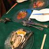 フレンチグリル・アンジェリック - 料理写真:前菜1品目 生牡蠣、生ハム、中トロのカルパッチョ