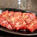 炭火焼肉徳重 - 料理写真:カルビ2人前
